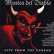 VARIOUS ARTISTS - MUSICA DEL DIABLO NEW CD