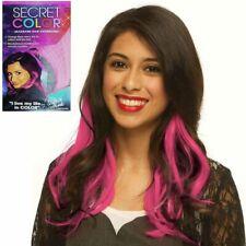 Secret Color Headband Hair Extensions PINK As Seen on TV New Halloween