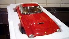 CMC 1/18 Ferrari 250 gt Berlinetta passa corto (swb) Rosso (red) 1961