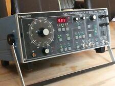 TOP: GRUNDIG electronic Leistungsgenerator TG 1000 2Hz...200kHz Audio Testsignal
