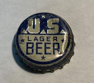 US Lager Beer Cork Bottle Cap
