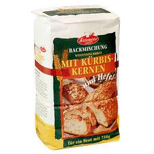 BIELMEIER / KÜCHENMEISTER Brotbackmischung Kürbiskernbrot / 15 Stück á 500 g