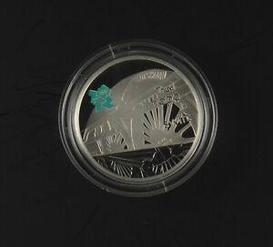 UK 2009 FLYING SCOTSMAN - TRUE HOPE IS SWIFT - £5 SILVER PROOF - capsule coa