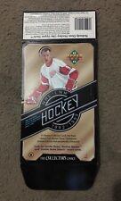 Gordie Howe 92-93 Upper Deck NHL Hockey Box Empty Card Bottom Heroes
