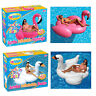 Jumbo Giant Inflatable Swan / Flamingo Swimming Sea Beach Floating Pool Water