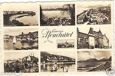 Suisse - Souvenir de NEUCHATEL