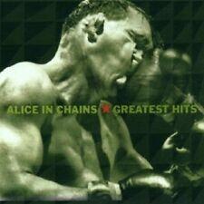 ALICE IN CHAINS - GREATEST HITS  CD 10 TRACKS HARD 'N' HEAVY/ALTERNATIVE NEW+