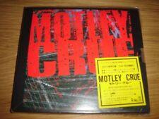 Motley Crue  -  Motley Crue  +1  -  Japan !!!!!!!!