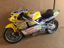 MINICHAMPS 122 006196 HONDA NSR500 bike ROSSI 1st Donington 2000 1:12 Unboxed