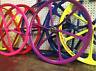 New Fixed Gear Mag Wheels 700c Rims Fron/Rear or Set Fixie Bike / Single Speed