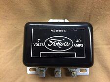 1949-1955 Ford,Thunderbird,Mercury NOS 6V voltage regulator with FoMoCo and