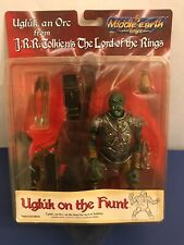 Lord Of the Rings UGLUK ON THE HUNT Action Figure New Tolkien LOTR Rare Vintage
