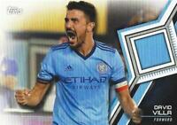 2018 Topps Major League Soccer Image Variation Short Print SP cards - MLS