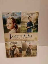 Janette Oke: The Love Comes Softly Series DVD, 2007, 4 Movies Box Set