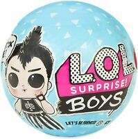 LOL Surprise! 561705E7C Boys Character Doll With 7 Surprises