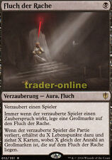 Fluch der Rache (Curse of Vengeance) Commander 2016 Magic