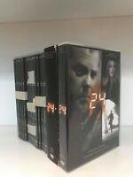 24 - Lotto Serie completa Stagioni 1-5 (prime 3 editoriali Panorama) - DVD