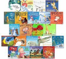 Mixed Lot Ages 4-8 Pre-School & Early Learning Books in English