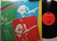 Rock Lp Joe Beck Watch The Time On Polydor