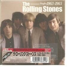 "THE ROLLING STONES ""Singles 1963-1965"" 12CD Box Japan sealed"