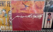 POISON THE WELL - TEAR FROM THE RED - OG PRESS CLEAR VINYL - LP (OUT OF PRINT)