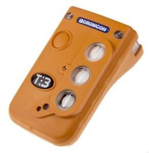 Crowcon Carbon Monoxide Flammable Hydrogen Sulphide Oxygen Personal Gas Monitor