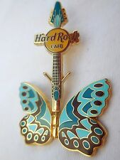 Hard Rock Cafe On-Line Blue Flapping Butterfly #3 '07 Pin - LE 75 Pins