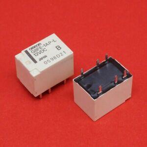 Rele ' Omron G8FE-1AP-L 12VDC Relais Relay G8FE1APL Nuevo Originales