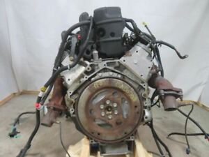 6.2 LITER ENGINE MOTOR L92 GM CHEVY 141K ESCALADE YUKON DROP OUT LS SWAP