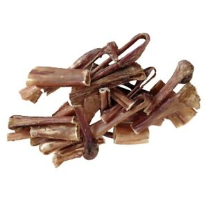 Beef Pizzle Cut End Pieces 100% Naturally Air Dried Dog treat Chew