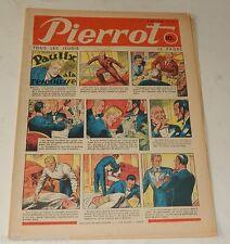 PIERROT 2 mai 1948 N°18: Génial BARBIZET – La page des Scouts