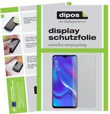 2x Oppo R15x Schutzfolie matt Displayschutzfolie Folie Display Schutz dipos