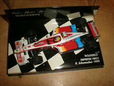 Minichamps 1/43 Williams F1 Team Supertec FW21 R.Schumacher 1999   MIB (11/023)