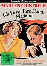 JE BAISE IHRE MAIN MADAME Robert Land MARLENE DIETRICH 1929 DVD neuf