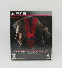 Sony PS3 Playstation - Metal Gear Solid V The Phantom Pain Japanese Version