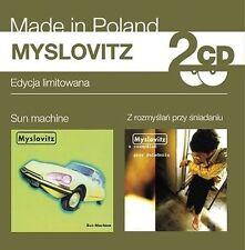 MYSLOVITZ Made In Poland: Sun Machine / Z rozmyślań przy śniadaniu [2CD]