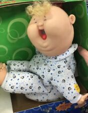 Rare Animated Laughing Baby Boy New Gemmy Industries Discontinued Ugly Doll