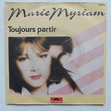 MARIE MYRIAM Toujours partir 2056815
