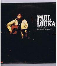 2 LPs PAUL LOUKA ALBUM LIVE