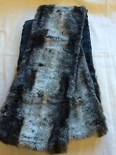 Faux Fur Cowl Scarf Brand New