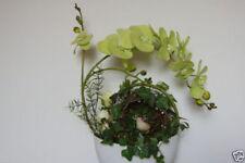 Künstliche Deko-Topfpflanzen aus Kunststoff