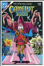 CAMELOT 3000 #1-12 COMPLETE MAXI-SERIES - BOLLAND ART/COVERS - DC COMICS/1982-84