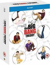 THE BIG BANG THEORY Complete Seasons 1-12 [Blu-ray Box Set] Series Collection