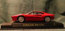 FERRARI 288 GTO   /   STOCK DE MAGASIN   SUR SOCLE SANS BOITE
