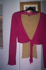 Monsoon Viscose Cropped Jumpers & Cardigans for Women