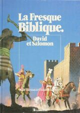 BD occasion Fresque Biblique (La) David et Salomon