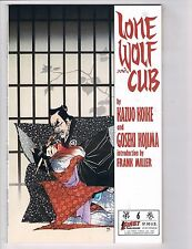 6 Lone Wolf & Cub First Comics Comic Books # 6 7 8 9 10 11 Frank Miller TW20