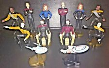 Star Trek Next Generation PVC Toy Figures
