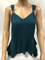 Haut Femme Rinascimento réf 023X990 Taille S Couleur Bleu Neuf !!!!