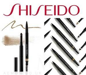 Shiseido Brow InkTrio pencil, powder, brush ORIGINAL